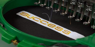 A Guide to Embroidery Font Size, Honolulu, Hawaii