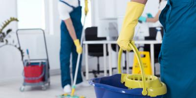 4 Benefits of Hiring an Cleaning Service For Your Office, Ewa, Hawaii