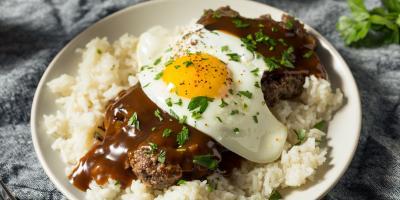 What's the Difference Between Local & Hawaiian Food?, Honolulu, Hawaii