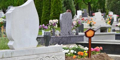 3 Meaningful Ideas for a Headstone, Fort Worth, Texas
