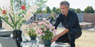 5 Meaningful Items to Leave on a Loved One's Grave, Le Roy, New York
