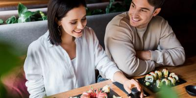 Why You Should Get Sushi on a First Date, Honolulu, Hawaii