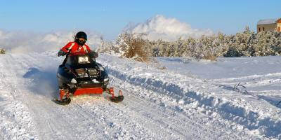 Your Snowmobile Dealer's Tips for Avoiding Avalanches, North Pole, Alaska