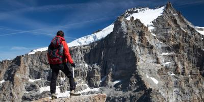 3 Ways to Prepare for Mountaineering, Ferry, Alaska