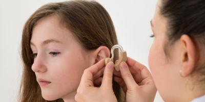 3 Popular Hearing Aid Styles, Kerrville, Texas