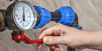 Where Is Your Water Shutoff Valve & Why Do You Need to Know?, Algood, Tennessee