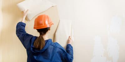 3 Steps Your Home Improvement Contractor Will Take to Remove Wallpaper, ,