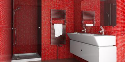 Bathroom Tile Installation: 4 Truly Inspiring & Simple Design Ideas , ,