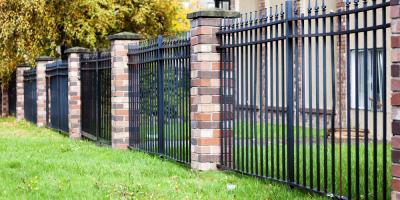 3 Factors to Consider When Choosing Between an Aluminum or Steel Fence, Nicholasville, Kentucky