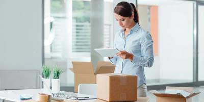 3 Tips for Using Self Storage to Keep Your Office Clean, Hesperia, California