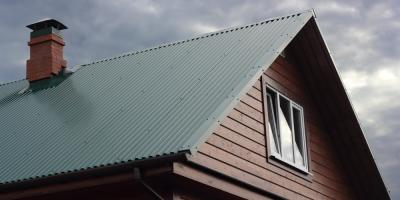 3 Problem Areas in Residential Metal Roofing, Savannah, Tennessee
