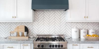 Tips for Picking a Kitchen Backsplash, Chesterfield, Missouri