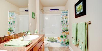 3 Kid-Friendly Bathroom Countertops, Honolulu, Hawaii
