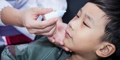 What All Parents Should Know About Pinkeye, High Point, North Carolina