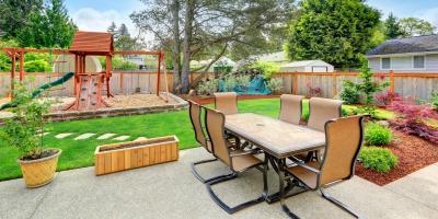 5 Ways to Transform Your Backyard With Concrete, High Point, North Carolina