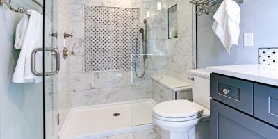 A Guide to Framed & Frameless Shower Enclosures, High Point, North Carolina