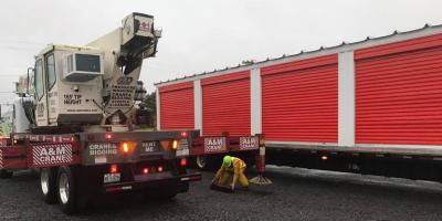 To Make Moving Easier, Building Relocation Experts Suggest Portable Storage Containers, High Point, North Carolina