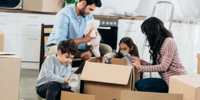 3 Ways to Help Your Children Adjust to a Move, Sedalia, Colorado