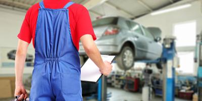 Due for a Vehicle Inspection? Why You Should Get a Windshield Replacement Beforehand, Allegheny, Pennsylvania
