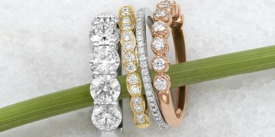 Choosing The Perfect Second Wedding Band, Lincoln, Nebraska