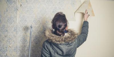 3 Tips for Removing Wallpaper at Home, Montclair, New Jersey