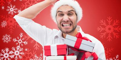 Holiday Stress, Muscle Pain and Trigger Points, Lincoln, Nebraska