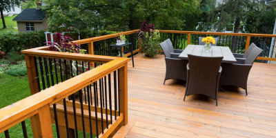 3 Outdoor Home Additions to Increase Your House's Value, Crystal, Minnesota
