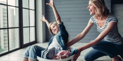 How to Keep a House Clean With Children, Lincoln, Nebraska