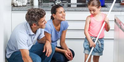 How to Handle Home Cleaning When You've Got Kids, Sandhills, North Carolina