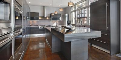 Top 3 Ultra-Modern Kitchen Design Features, Bigfork, Montana