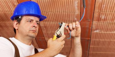 Why It's Best to Hire a Professional for All Home Electrical Wiring, West Buffalo, Pennsylvania