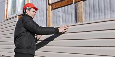How Siding Affects a Home's Energy Efficiency, Green, Ohio