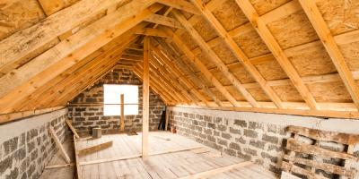 Home Inspection 101: 3 Issues to Address in Your Attic, Lincoln, Nebraska
