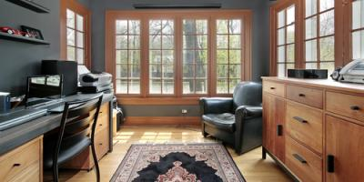 5 Steps to Designing the Perfect At-Home Workspace With Home Office Furniture, Stephenville, Texas
