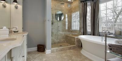 5 Luxury Bathroom Remodeling Ideas, Rochester, New York