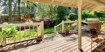 4 Benefits of Installing a Deck, Yankee Hill, Nebraska