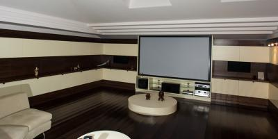 How Does a Projection Screen TV Work? The Home Theater Experts Explain, Cornelius, North Carolina