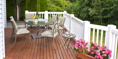 3 Signs You Need to Replace Your Deck, Wentzville, Missouri