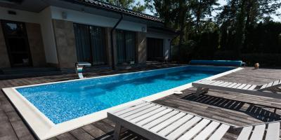 How Swimming Pool Installations Impact Homeowner's Insurance, Concord, North Carolina