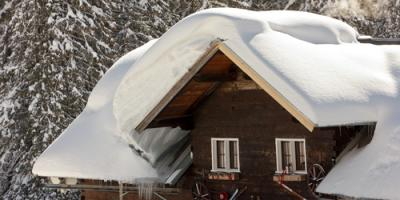 How to Prevent Ice Dams & Avoid a Homeowner's Insurance Claim, Kalispell, Montana