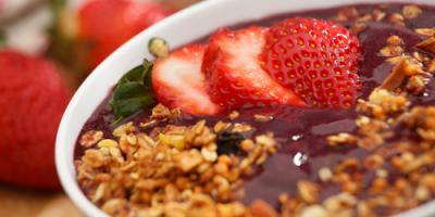 3 Surprising Health Benefits of Drizzling Your Acai Bowl With Honey , Honolulu, Hawaii