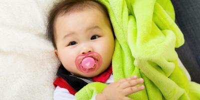Do Pacifiers Harm an Infant's Oral Health?, Ewa, Hawaii