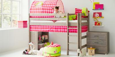 3 Ways to Design a Room for Two Children to Share, Honolulu, Hawaii