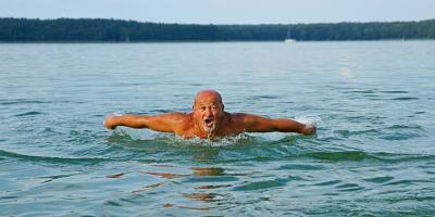 Benefits of Swimming for Seniors, Honolulu, Hawaii
