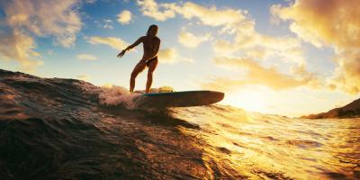 How Hawaiian Surf Culture Differs From the Mainland, Honolulu, Hawaii