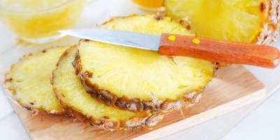 3 Mouthwatering Salads to Make With Fresh Hawaiian Pineapple, Honolulu, Hawaii