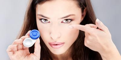 3 Important Contact Lens Tips for New Users, Honolulu, Hawaii