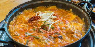 An Introduction to Soondubu Jjigae, Honolulu, Hawaii