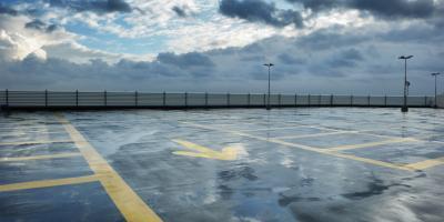 5 Ways to Prepare for Parking Lot Painting, Koolaupoko, Hawaii