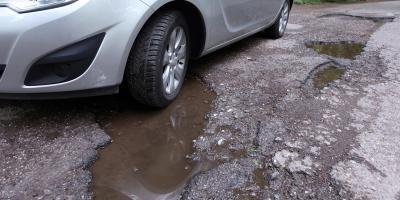 5 Tips to Prevent Potholes, Koolaupoko, Hawaii